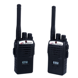 Wholesale Toy Electronic Wireless - YIXU JQ220-6C2 6C1 FLYROSE Wireless Walkie Talkie Children Two-Way Radio Set Kids Portable Electronic 2PCS