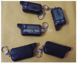 Wholesale Keyless Remote Prices - Factory Price Two way car alarm TOMAHAWK TZ9030 LCD remote controller TOMAHAWK TZ 9030 alarm band