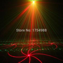 Wholesale Free Laser Patterns - 2015 free shiping 5 Lens 80 Patterns RG Laser BLUE LED Stage Lighting DJ Show Light Green Red Home Professional Light