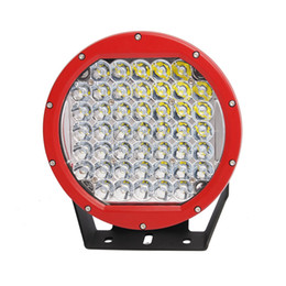 Wholesale Round Off Road Lights - 225W led light driving spot light ARB daymaker high power round off road wrangler 4x4 powersports ATV UTV RV work headlamp