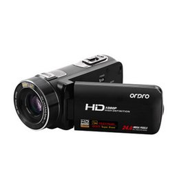 Wholesale Video Camcorder Prices - Retail Low price Digital video camera Z8 24 million pixels HD video camera cmos LCD panel 1080p