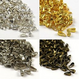 Wholesale Silver Hook Bail - 1000 pcs spring bails 7 mm - Pendant Findings - Choose SILVER, SIVER TONE, BRONZE & GOLD PLATED COLOR