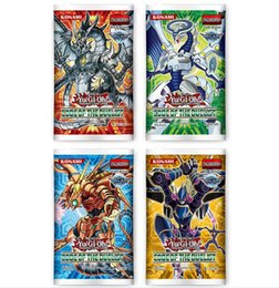 Wholesale Play Game Funny - Yugioh Cards Game , Funny Board Game English Edition ,216PCS Collection Cards Play With Friends Family Children Gift