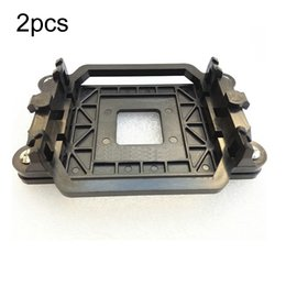 Wholesale Amd Socket Am3 - Wholesale- 2pcs Excellent Quality Brand New CPU Cooler Cooling Retention Bracket Mount For AMD Socket AM3 AM3+ AM2 AM2+ 940