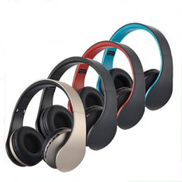 Wholesale Hot Radio - Hot sell Headset with Bluetooth wireless headset with four-in-one FM radio FM headset
