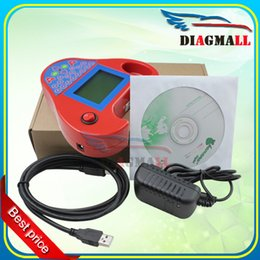 Wholesale Small Usb Key - Newly Super Smart MINI Zed Bull Auto Key Programmer Small Zed-Bull Transponder Key MINI ZEDBULL Multi-Language