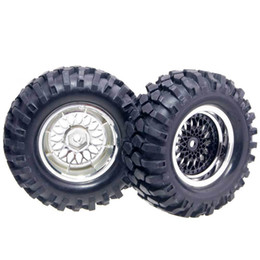 Wholesale Hsp Tires - RC HSP 2083-7006 Wheel Offset:6mm&Rally Rubber Tires For 1:10 On-Road Rally Car