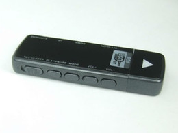 Wholesale Mp3 Player Digital Headphones - Newest 4GB 8GB Flash Drive Disk Digital Audio Voice Recorder with headphone recorder with Mp3 Player