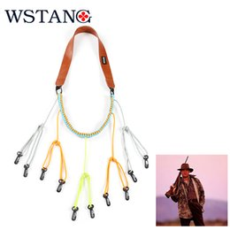 Wholesale Camp Ovens - WSTANG Outdoor gear huting leather sven core polyester rope oven neckpieces 550 military new 2016