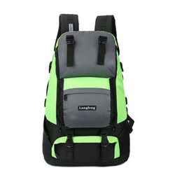 Wholesale Tennis Backpacks Pink Black - 2016 New Arrival Casual Hiking Outdoor Water-resistant Backpack Camping Climb gym Travel Climbing Daypack Shoulder Bag back packs