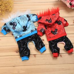 NOUVEAU Chaud 4 Jambes Chien Manteau Veste Hiver Étanche Pet Chien Vêtements Mode pour Chihuahua Petit Grands Chiens ? partir de fabricateur