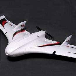 Wholesale Electric Airplane Epo - Wholesale- ZETA FX-79 Buffalo FPV Flying Wing EPO 2000mm Wingspan RC Airplane Kit