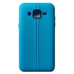 Wholesale Ace Matte - fashion Ultrathin line TPU Soft Gel PU leather matte case cover skin for Samsung Galaxy J1 J1 Ace J110 J1 mini J1 2016