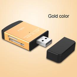 Canada Multi tout en 1 Micro USB 2.0 Adaptateur de lecteur de carte mémoire pour micro SD SDHC TF Offre