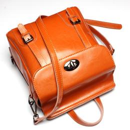 Wholesale Trade Backpack - 2017 New Leather Shoulder Bag Handbag backpack bag bags Korean fashion trade