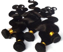 Wholesale Cheap Quality Malaysian Hair - Unprocessed Malaysian Wavy Hair Mixed Lenght 8-30inch Cheap High Quality 7A Malaysian Human Hair 5pcs lot Body Wave Hair Weaves