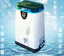 Wholesale Eco Bio - High quality, high energy, nanotechnology, BIO multifunction filter, 10 level of health, safety, straight water dispensers, water purifiers.