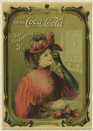 Wholesale Papers For Greeting Cards - Multi-style Rushed Retro Kraft Paper Cider drinks Old Ad Posters Decorative Painting Core Old Greeting Card For Home Bar Cafe walls A5