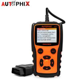 Wholesale k dcan - autophix ES910 car scanner for bmw E46 Z3 E90 E39 E36 F10 X5 X6 z4 X1 mini Couperauto better than inpa1.4 2.0 2.1 2.20 k dcan