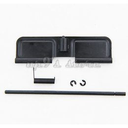 Wholesale Airsoft Aeg M4 - Steel Dust Cover For Airsoft M4   M16 AEG Series Metal Body Series