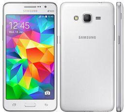 Wholesale Original Galaxy - Original Samsung Galaxy Grand Prime G530 G530H Ouad Core Dual Sim Unlocked Cell Phone 5.0 Inch TouchScreen refurbished phone