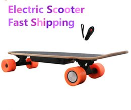 Wholesale Dropshipping Motor - Dropshipping New Complete Remote Wireless Controller Outdoor Sports Electric Skateboard Remote Control 4 Wheels Motor Drive E-Longboard