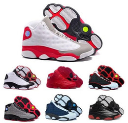 Wholesale Mens Outdoor Shoes Cheap - retro 13 XIII sneakers mens basketball shoes cheap sneakers classic colorway high cut Outdoor Sports shoes us8-13