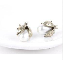 Wholesale Gorgeous Opal - Magnetic fake stud earring gorgeous womens New Fashion Women Lady Elegant Crystal Rhinestone Ear Stud Earrings