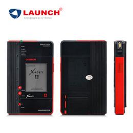 Wholesale Diagun Iv - 100% Original LAUNCH X431 IV Professional Auto diagnostic tool Free Update Via internet X-431 Master IV Diagun replacement