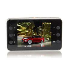 "Wholesale Car Video Mirror - 40PCS 2.4 "" HD 1080P Car DVR Vehicle Dash Camera Video Recorder Tachograph G-sensor K6000 -l2 Free send DHL"