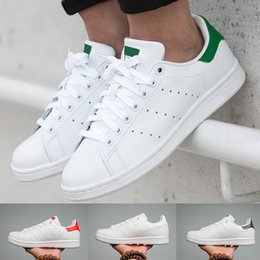 New stan smith shoes 2017 Classic casual shoes Wholesale high quality smith men running shoes casual leather women sport sneakers us 5-10
