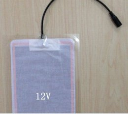 Wholesale Reptile Warming Pad - 1pcs 12V waterproof fever tablets turtle lizard pet reptile heating pad warm Heater 13 * 20