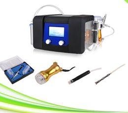 Wholesale Price Oxygen - new 2017 oxygen therapy jet peel facial rejuvenation hyperbaric oxygen jet facial chamber price