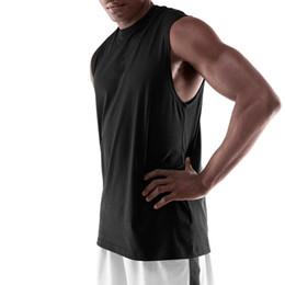 NEU 2018 Sommer Shooting Trainingsanzug Slamdunk Warm-Up ärmelloses Trägershirt mit weitem Schulterbasketball-Jersey-Westen wade Basketball-Jersey von Fabrikanten
