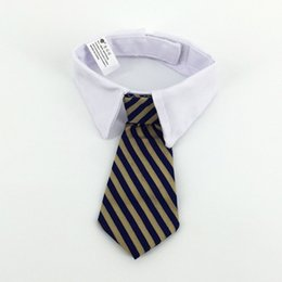 2019 collar de perro pajarita mediano 2 tamaño perro grooming gato rayas pajarita cuello, mascota cuello de corbata ajustable perro corbata fiesta de bodas, perro suministros