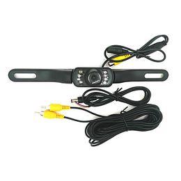 Wholesale Car Reverse Camera Ir - Car Backup CMOS NTSC System Camera Waterproof Reversing Backup IR LED Night Vision Car Rear View Camera