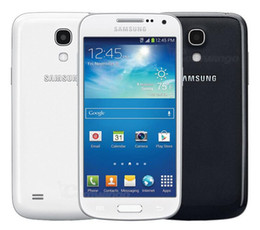 Wholesale galaxy s4 mini - Refurbishes Original Samsung Galaxy S4 Mini I9195 I9192 I9190 Network 4.3 inch Screen Dual Core RAM 1.5GB 8GB 8MP 4G LTE