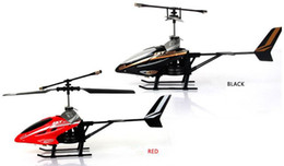 Wholesale Model Helicopters Radio Controlled - 2017 HX713 Mini RC Helicopter Radio Remote Control Aircraft 3D 2.5 Channel Drone Copter With Gyro Lights for kids gift B669