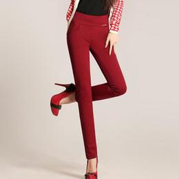 Pantaloni casual a vita alta a vita alta Pantaloni corti femminili a forma di pantaloni lunghi più corti S-4XL da