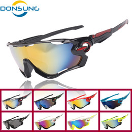 f78617f8cd HOT SALE New UV400 Cycling Eyewear Bike Bicycle Sports Glasses Hiking Men  Motorcycle Sunglasses Drop Shipping Are Available