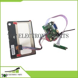 lcd тестовая плата Скидка Wholesale- 100%Tested NEW For Raspberry Pi 1280*800 N070ICG-LD1 IPS 7 inch LCD Screen Display Remote Driver Control Board 2AV HDMI VGA