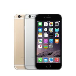 Wholesale Windows Inch - 100% Original Refurbished Apple iPhone 6 iphone 6 plus 4.7 inch iOS Unlocked Phone gold Grey Silver in stock