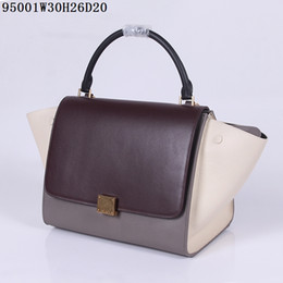 Wholesale Hand Bags Mix - Top leather Totes Women Bat bags Original quality 30x26x20cm size first hand prices Support mixed orders fast free shipping
