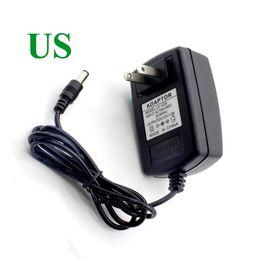 Argentina 12v 2a fuente de alimentación conmutada LED lámpara fuente de alimentación fuente de alimentación 12v 2a enrutador 5.5 * 2.1mm UE EE. UU. Suministro