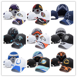 Wholesale Cheap Sports Teams Snapback Hats - Newest cheap free shipping 2017 New Football Snapback Adjustable Snapbacks Hats Caps Sports Team Quality Caps For Men And Women
