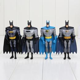 Wholesale Dc Unlimited - 20sets DC Universe JLU Justice League Unlimited Batman pvc action figure toys kids toys free shipping