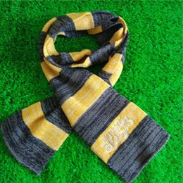Wholesale Beast Man Costume - DHL FREE Scarves Fantastic Beasts and Where To Find Them Newt Scarf Scarves Harry Potter Sequel for Men Women Cosplay Costume Christmas Gift
