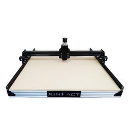 Cnc de escritorio online-Kit mecánico CNC Freeshipping OX, Router CNC OX, kit CNC de escritorio CNC, enrutador de maquinaria de madera, kit de hobby