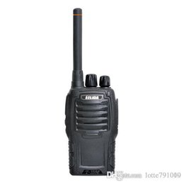 Wholesale Talkie 7w - 2 PCS 7W Ham Radio Walkie Talkie UHF Handheld Two Way Radio Waterproof Dustproof Transceiver ICOM HYT YAESU BAOFENG quality CB radio