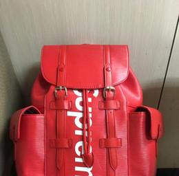 Wholesale Backpack Girl Canvas - High quality Europe 2017 Luxury brand women backpack men bag Famous designers canvas men's backpack women's travel bag backpacks